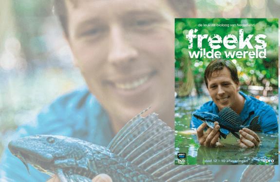 Dvd - Freeks Wilde Wereld - deel 12