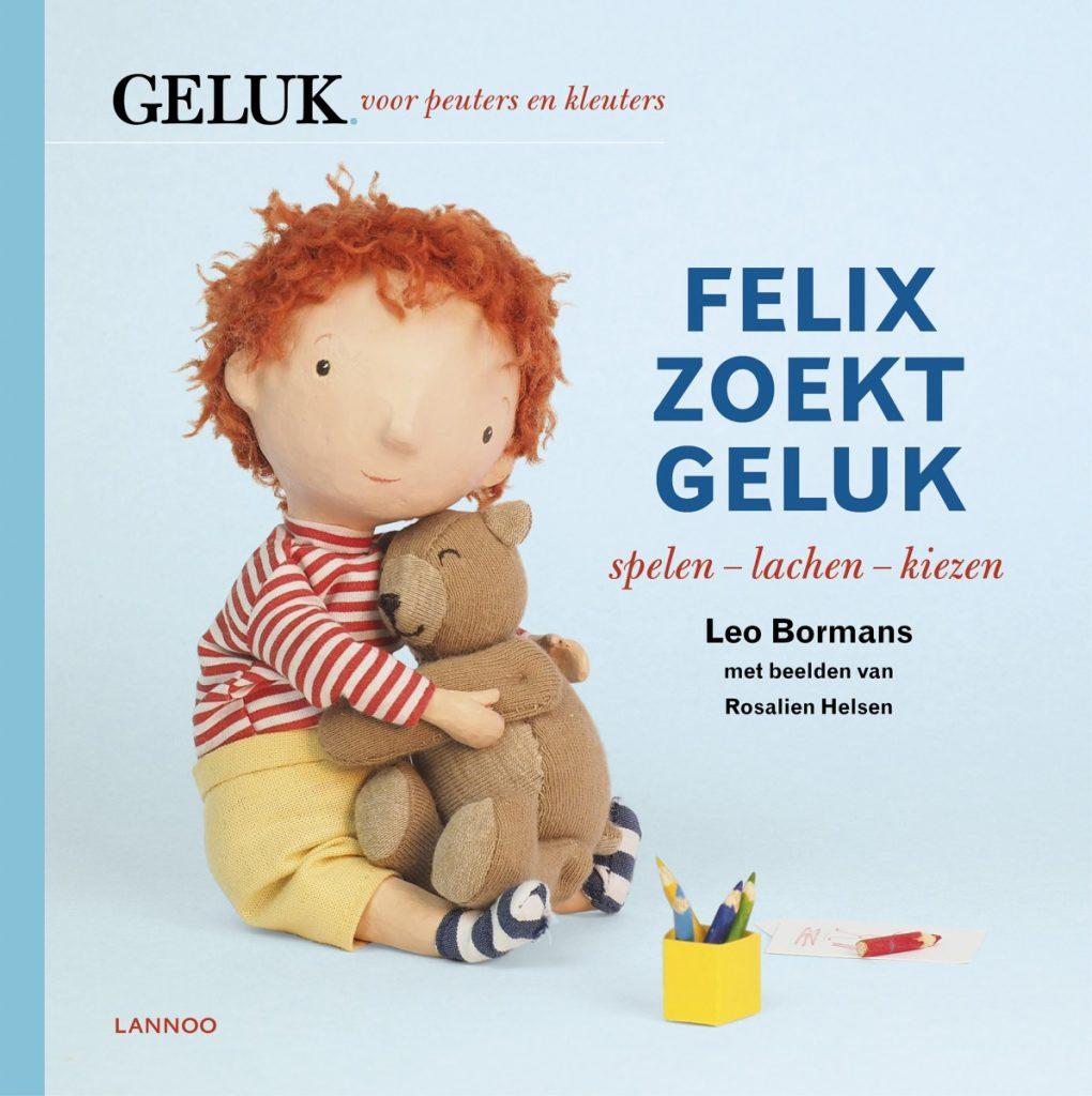 kinderboeken voor deze zomer - Felix zoekt geluk
