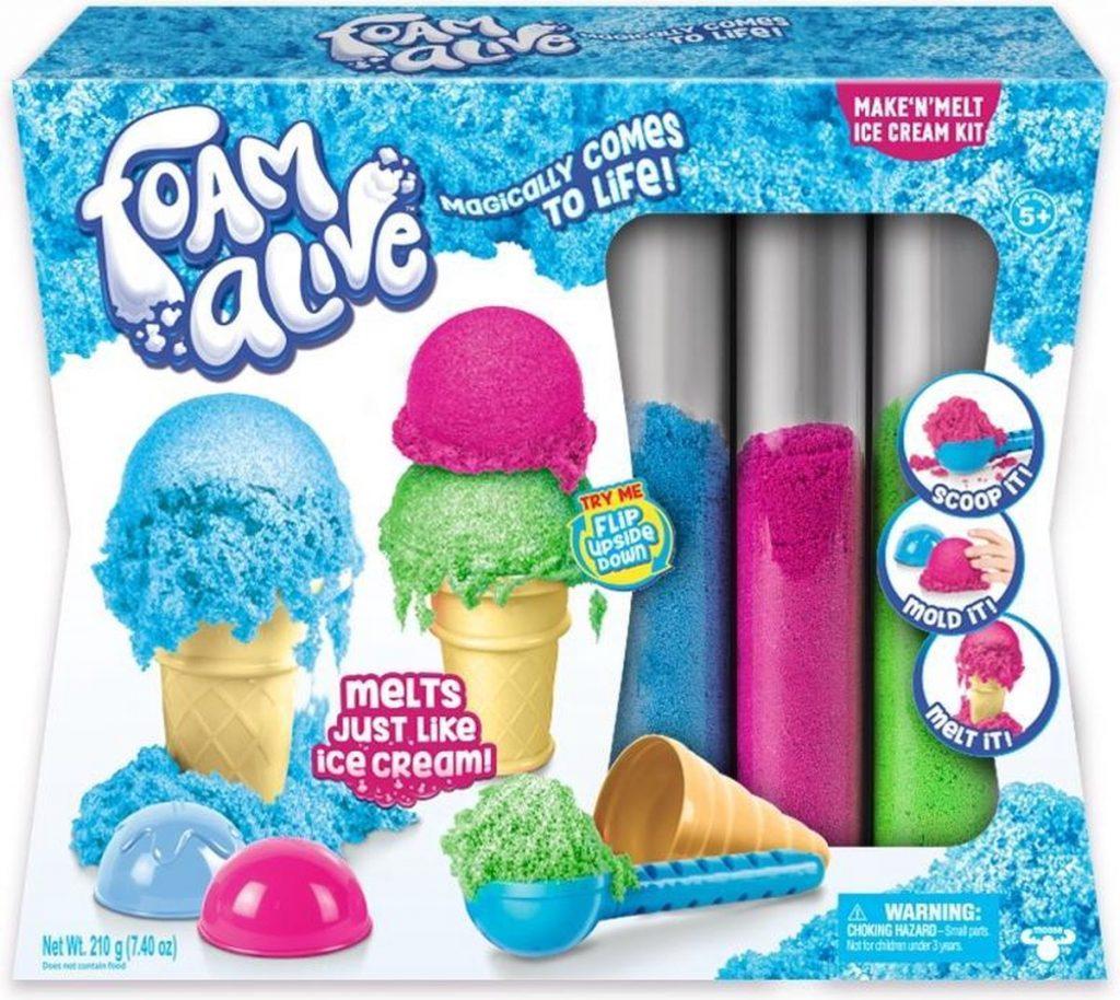 Foam Alive - cadeau kind 4 jaar