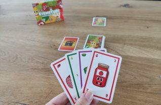 Kaartspel Etenstijd! van Daffan Games