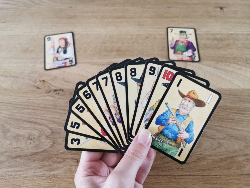 Kaartspel - Santa Fe
