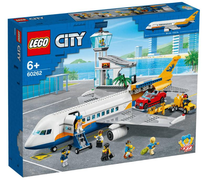 LEGO City passagiersvliegtuig - 60262
