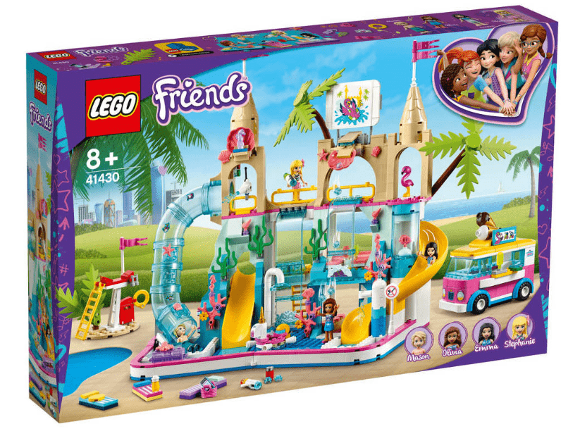 LEGO Friends zomer waterpretpark 41430