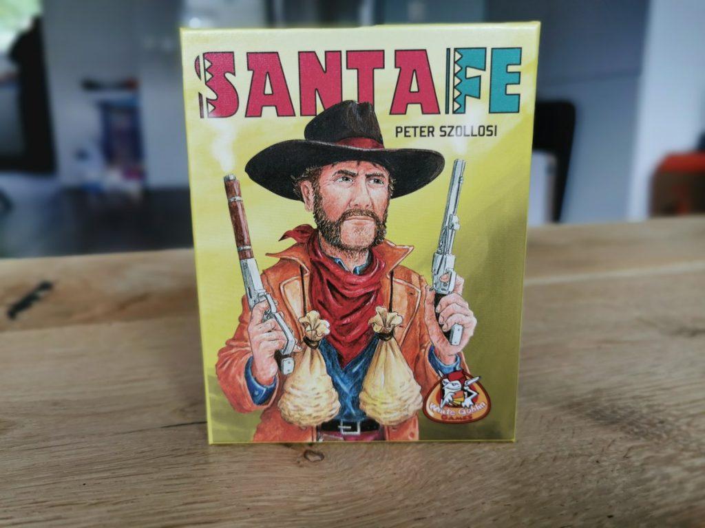 Kaartspel Santa Fe - White Goblin Games