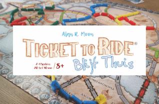 Speel gratis Ticket To Ride - Blijf Thuis