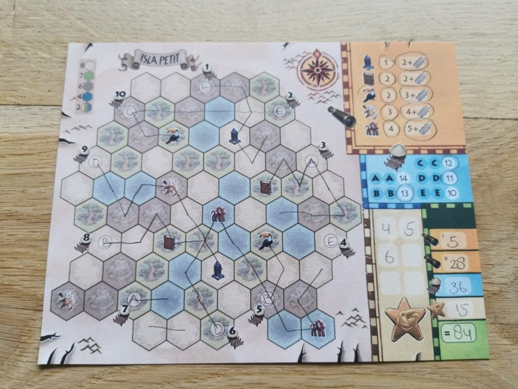 Review Trails of Tucana