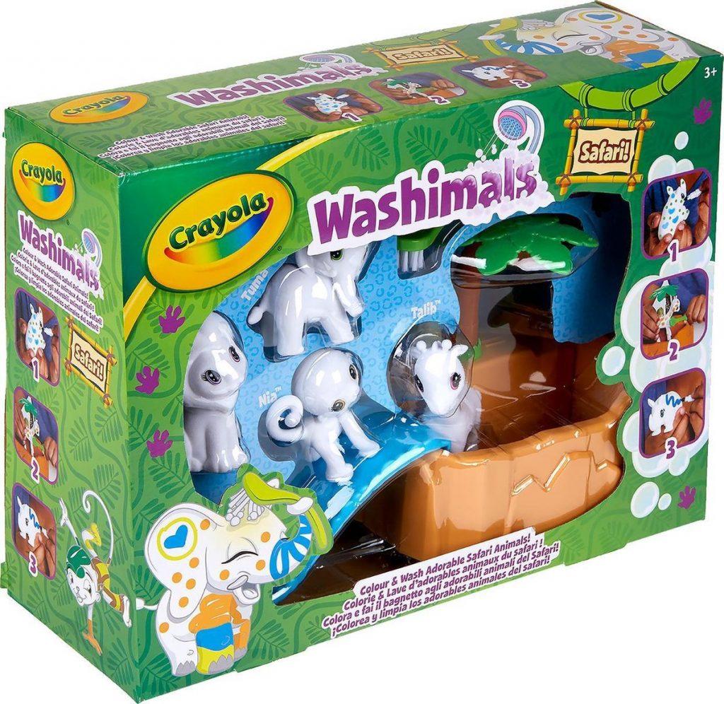 Washimals Safari set
