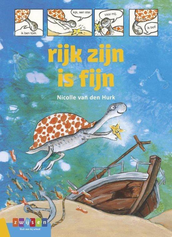 AVI stripboek - Rijk zijn is fijn