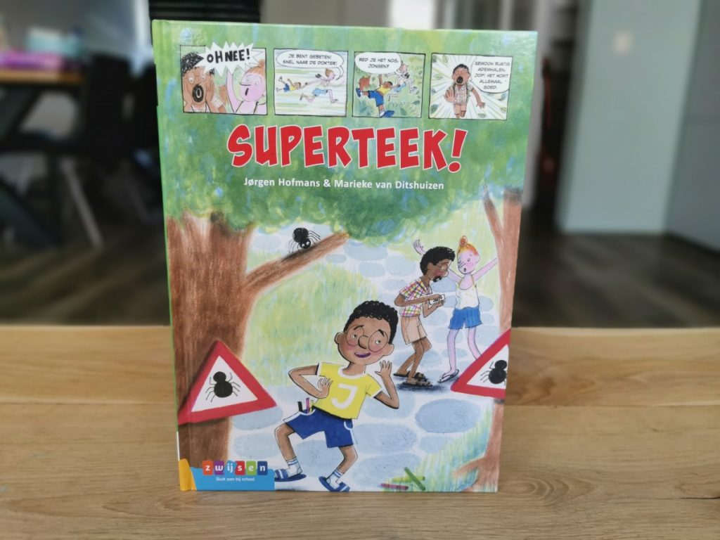 AVI stripboeken - Superteek!