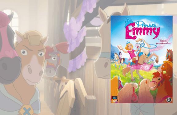 Film Prinses Emmy in een magisch paardenavontuur