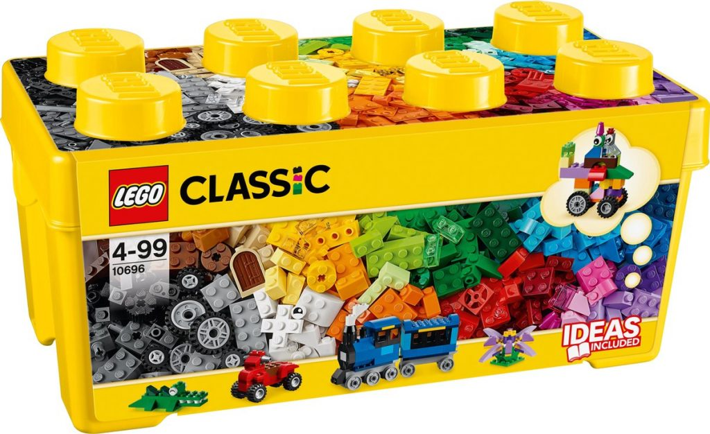 LEGO Classic - verlanglijstje 8-jarige