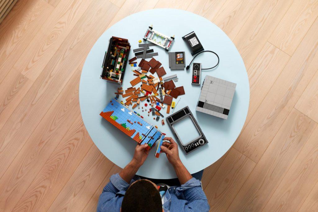 LEGO NES onderdelen
