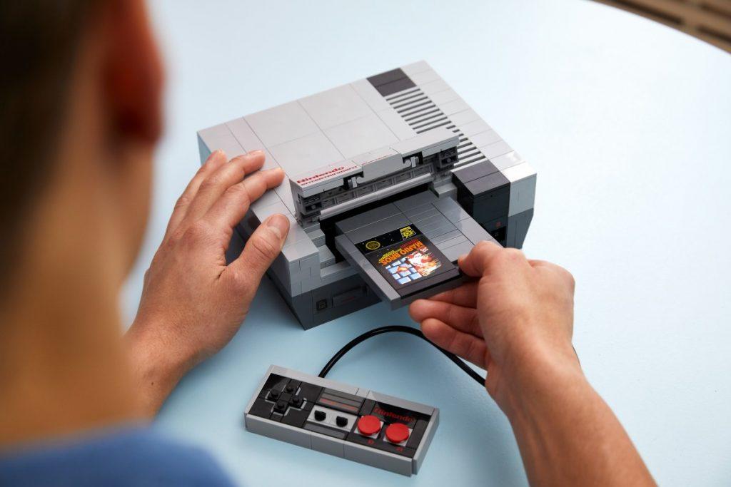 LEGO NES spellen