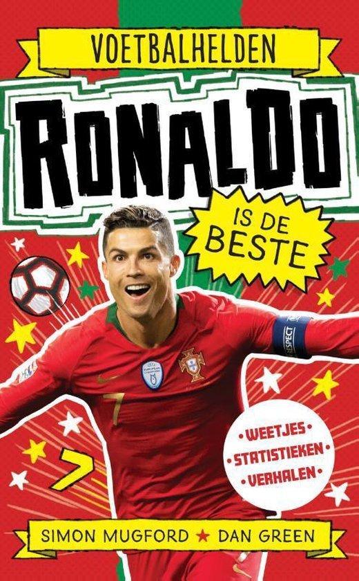 Voetbalhelden - Ronaldo is de beste - Voetbalboeken