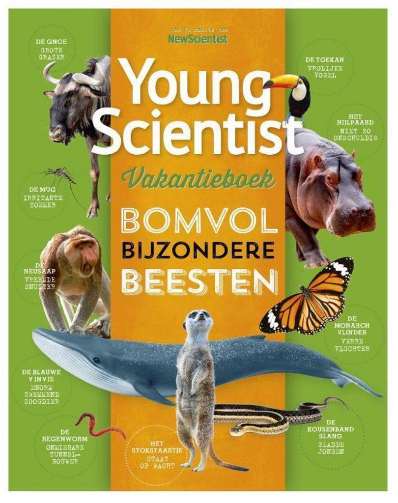 Young Scientist Vakantieboek Zomer 2020