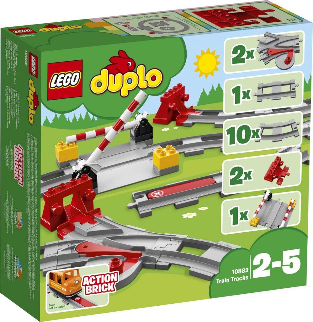 Accessoires LEGO DUPLO trein