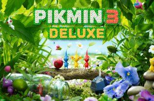 Pikmin 3 Deluxe