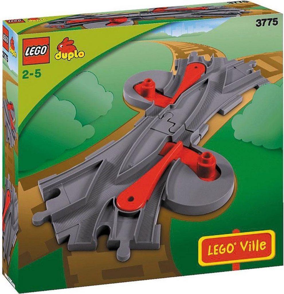 LEGO DUPLO Ville Wissels - Accessoires voor de DUPLO trein