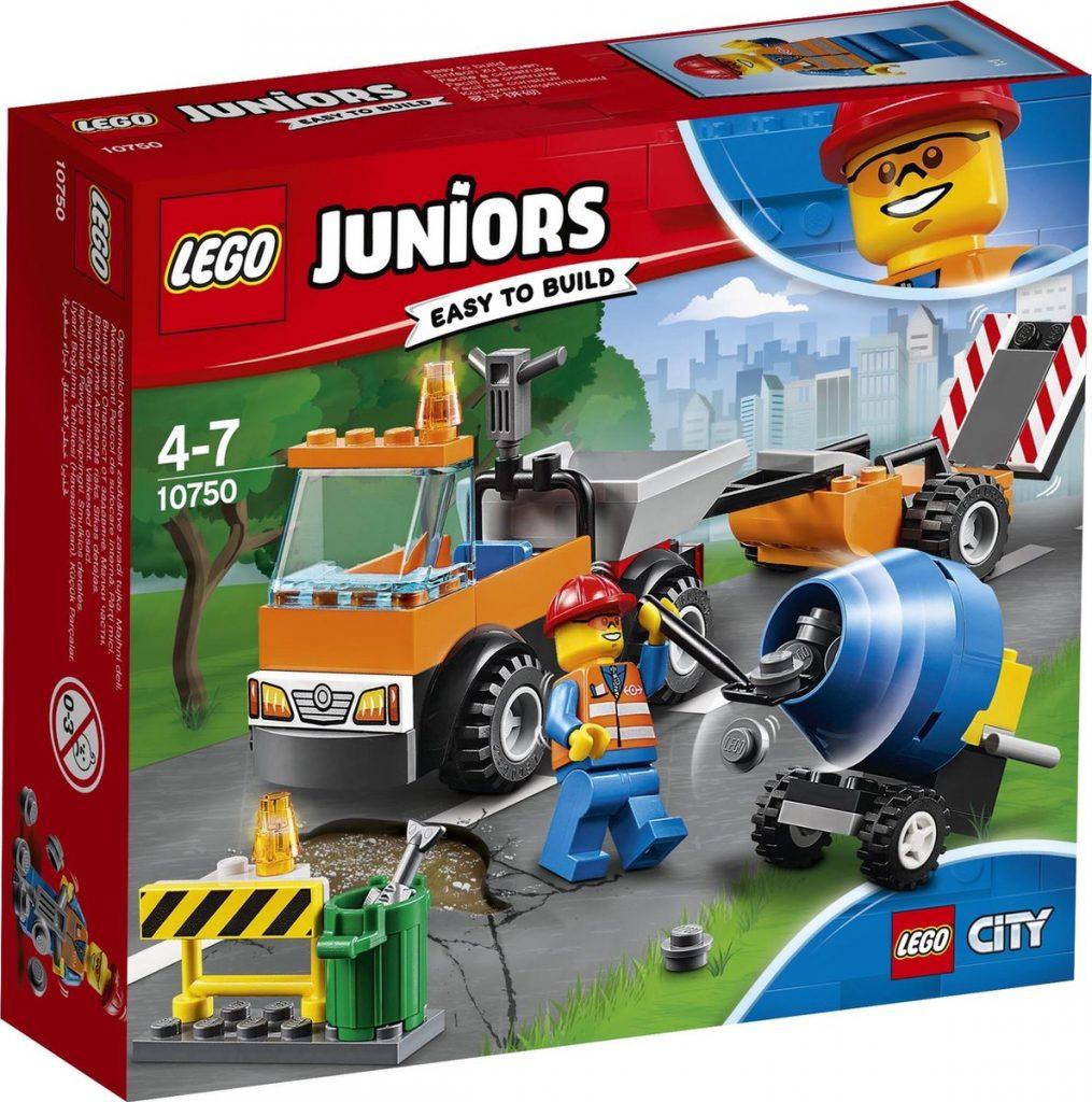 LEGO leeftijd - LEGO Junior