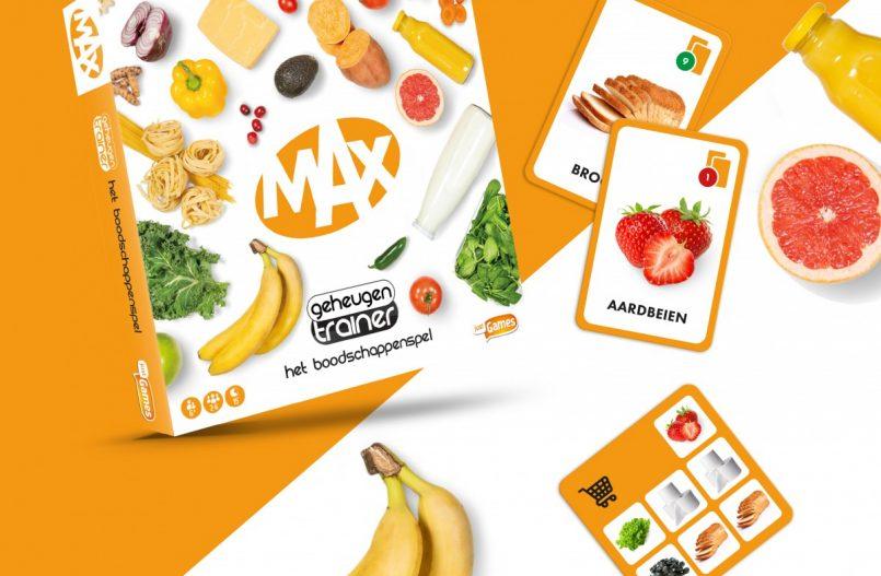MAX Geheugentrainer – Het boodschappenspel