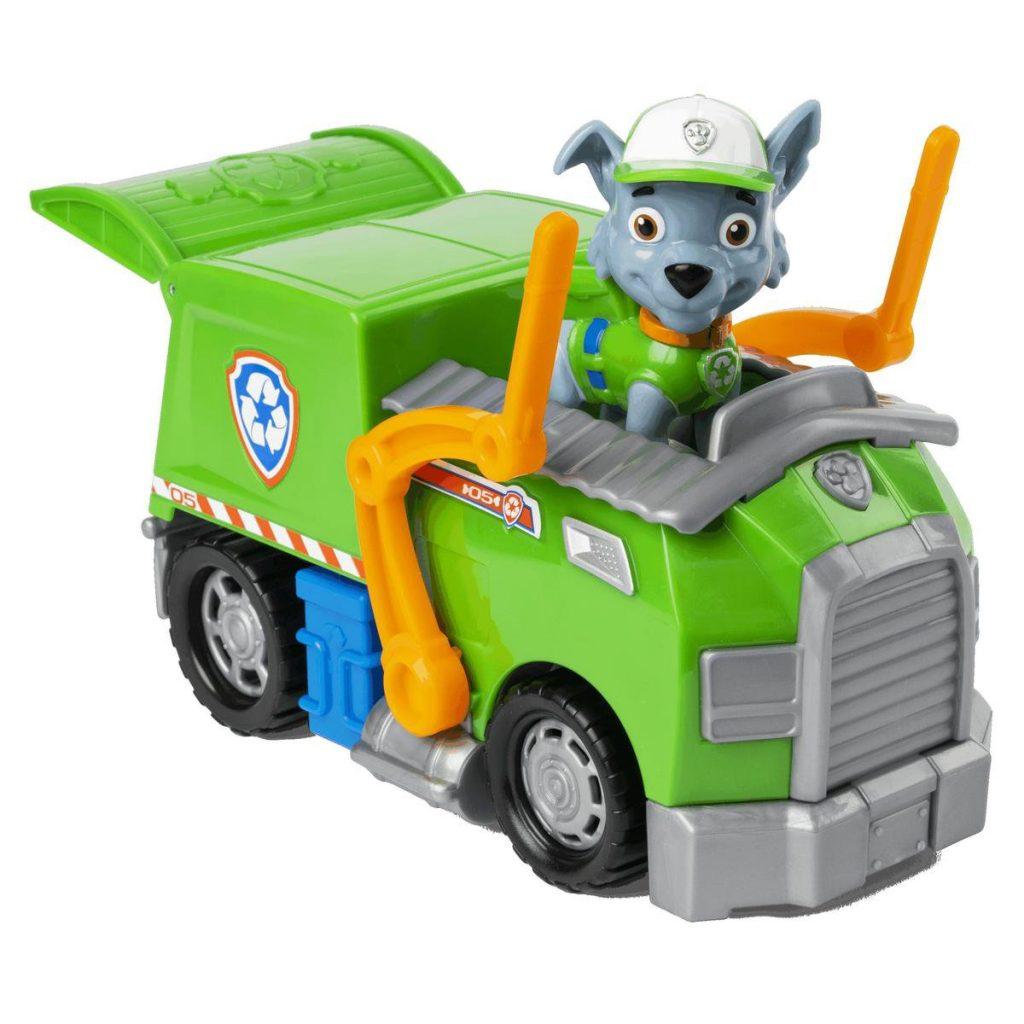 PAW Patrol Basic Vehicle - Rocky
