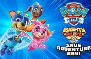 Paw Patrol Mighty Pups Save Adventure Bay - Nintendo Switch, Playstation, Xbox, PC