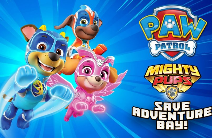 Paw Patrol Mighty Pups Save Adventure Bay - Nintendo Switch, Playstation, Xbox, PC