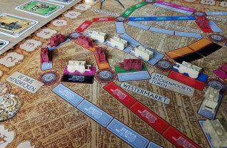 Ticket To Ride Amsterdam bordspel