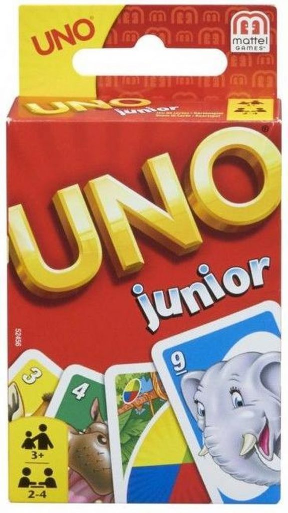 Uno Junior - Spelletjes voor kleuters
