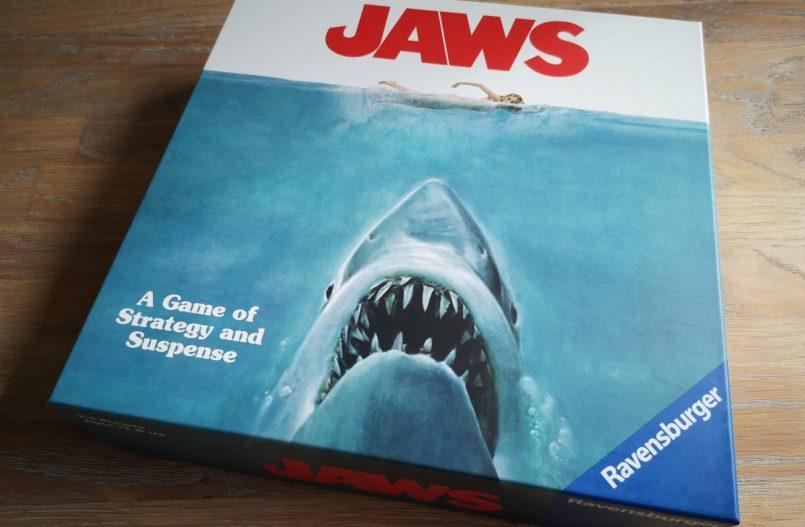 bordspel Jaws