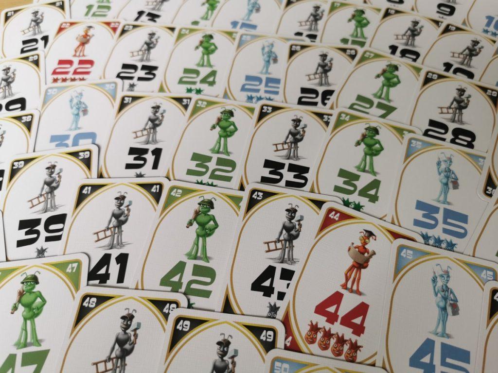 111 Ants speelkaarten