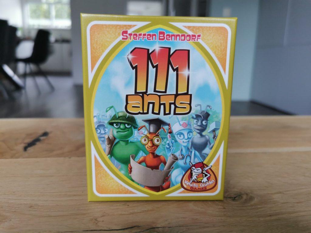 111 Ants van White Goblin Games