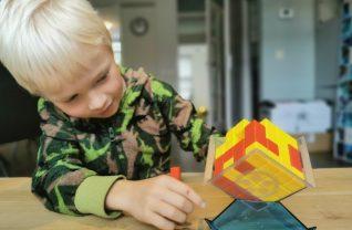 Cube Duel spel - SmartGames (4)