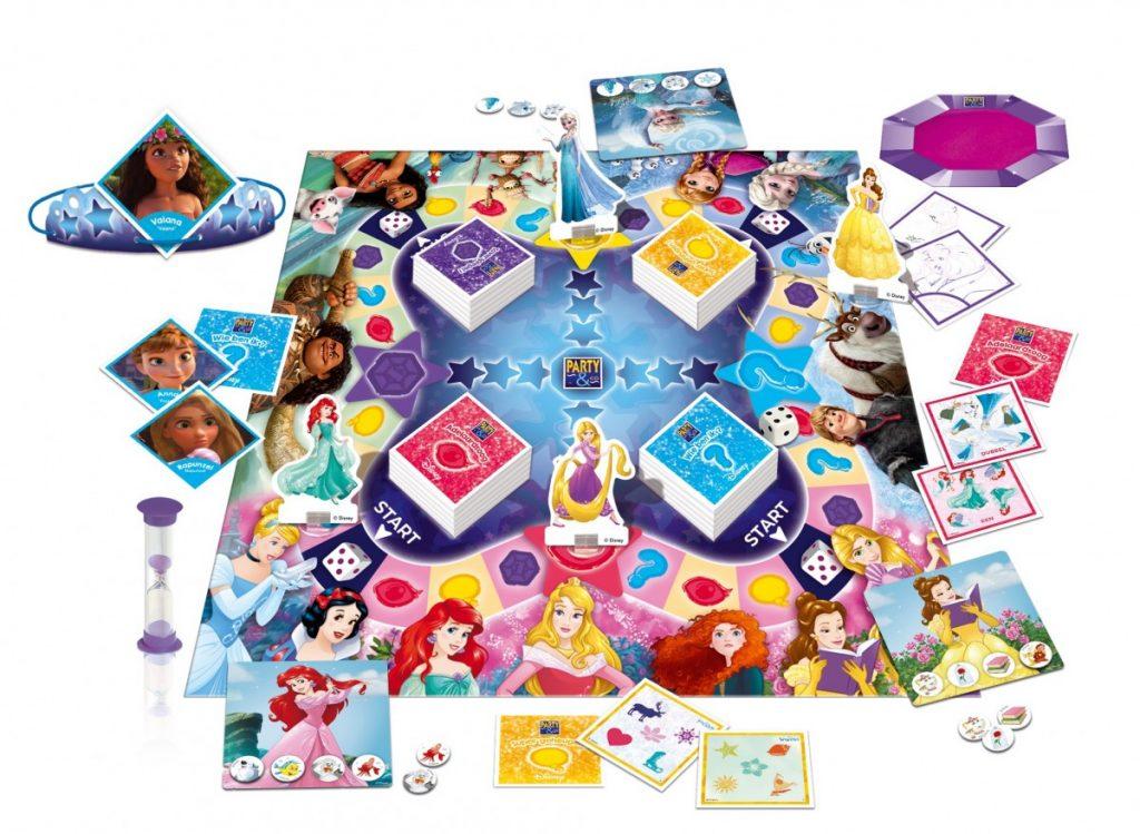 Disney spel