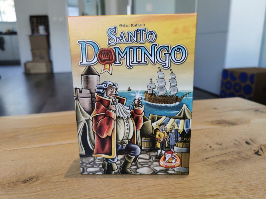 Het ruilspel Santo Domingo