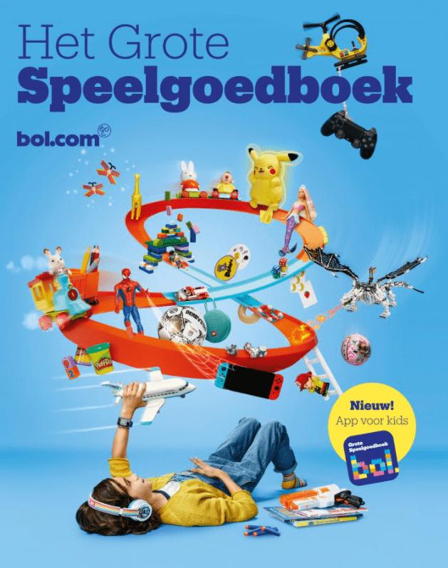 Speelgoedboek Bol.com