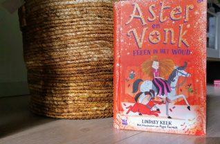 Aster en Vonk 2 - Feeën in het woud