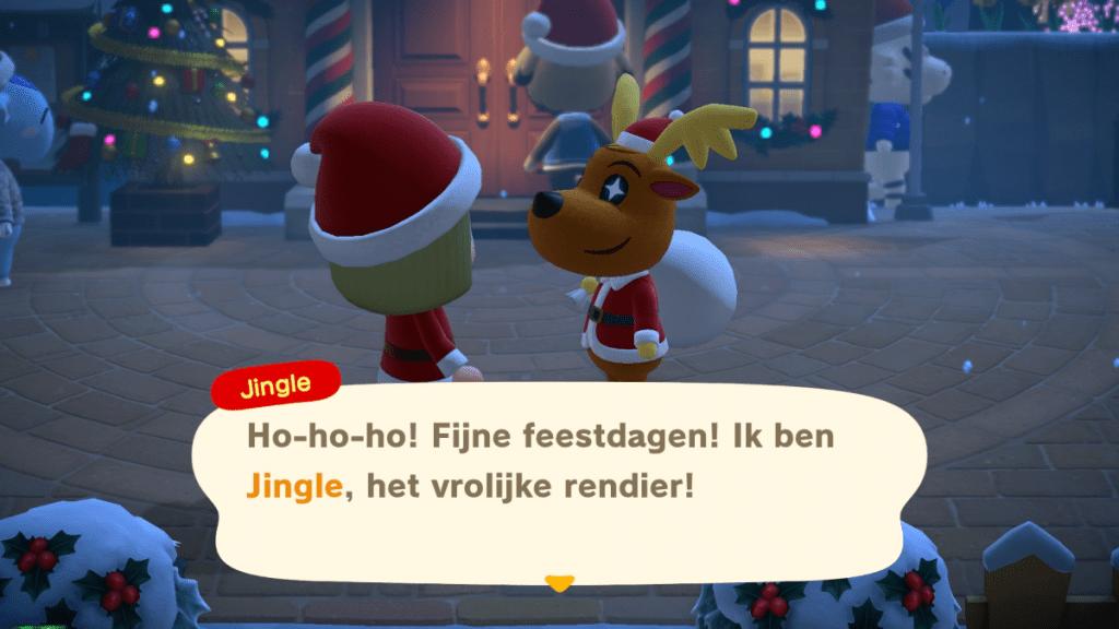 Winterupdate Animal Crossing