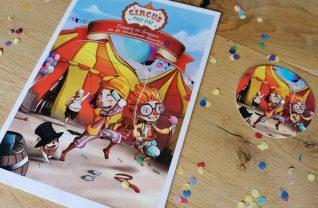 Escape Game voor kinderen - Circus Pief Paf