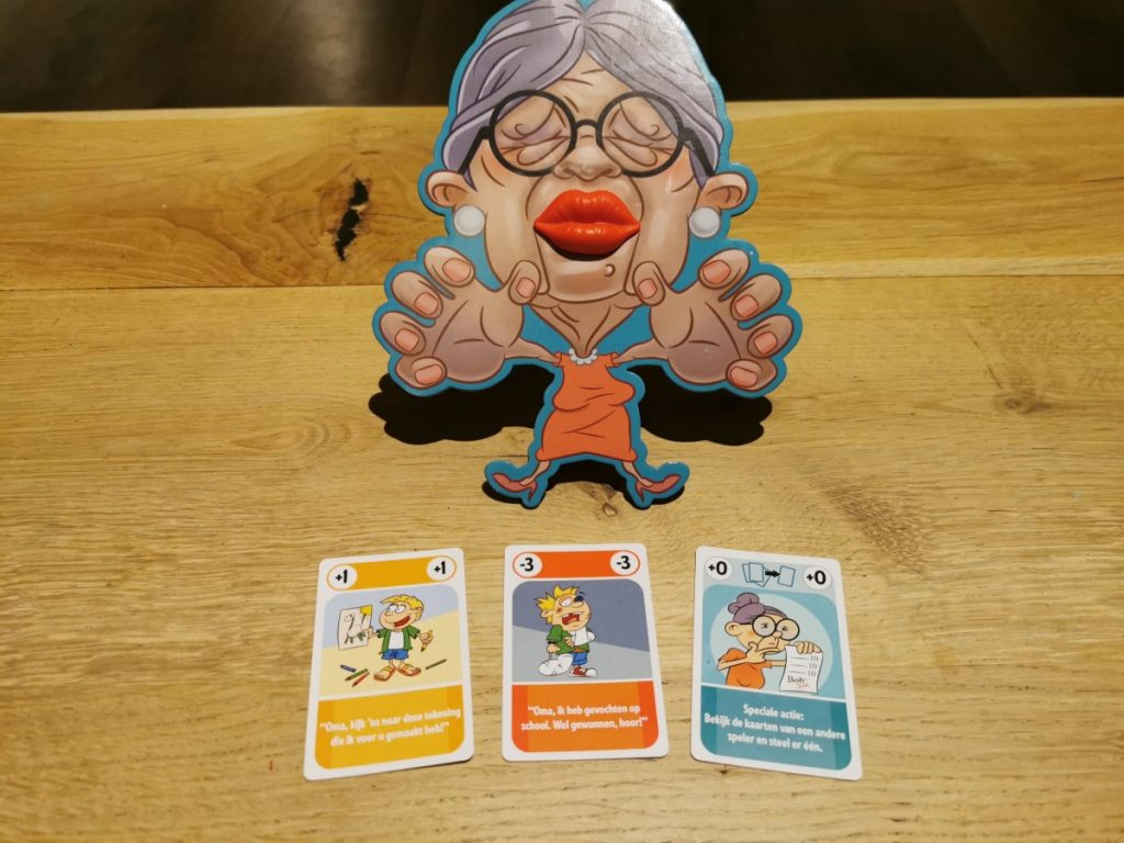 De speelkaarten