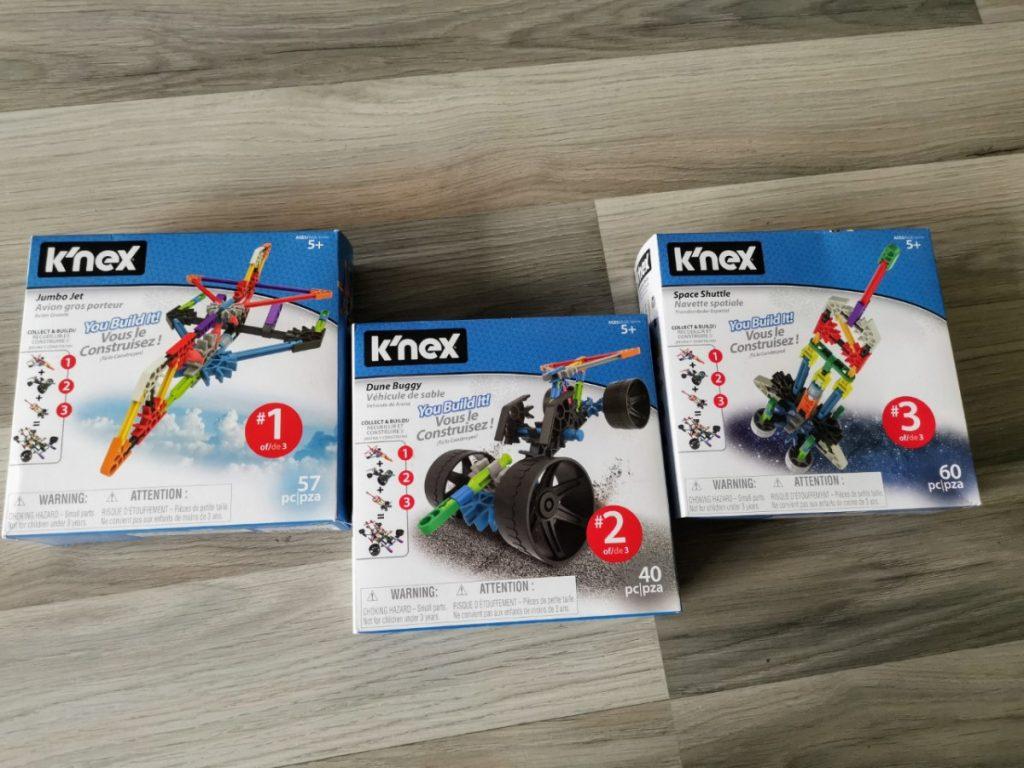 K'nex collect & Build 6
