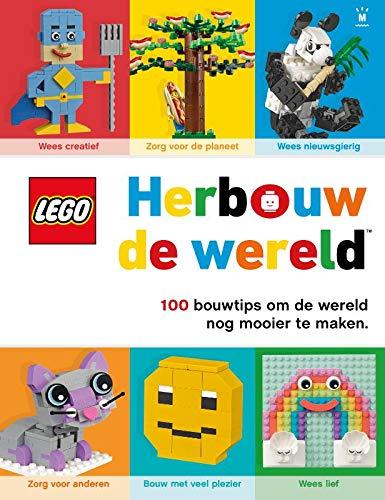 LEGO - Herbouw de wereld - 100 tips om de wereld nog mooier te maken