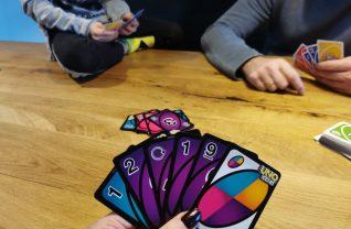Het Kaartspel UNO Flip