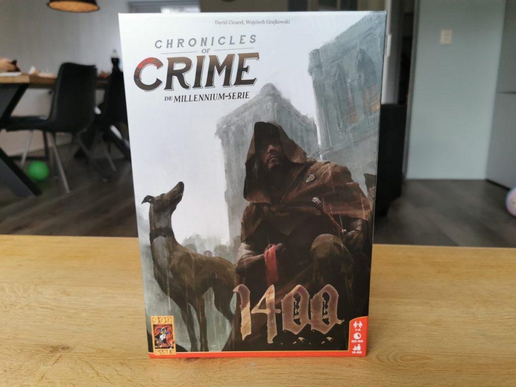 Chronicle of Crime 1400 van 999Games