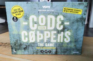 Code van Coppens - Escape Room Game