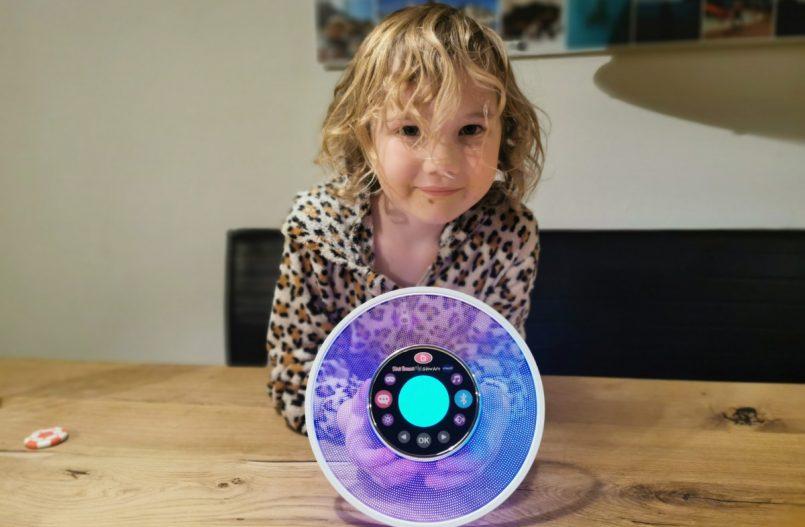 Kidi Smart Glow Art