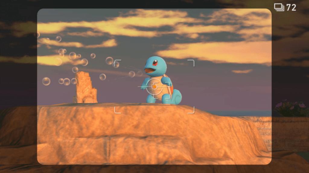 New Pokémon Snap - Fotografeer Pokémons