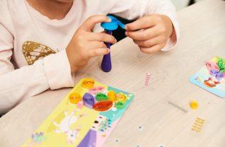 Stimuleer de creativiteit van je kindje met deze spellen!