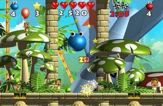 Super Putty Squad voor de Nintendo Switch