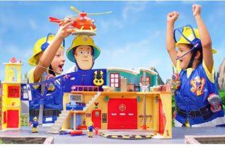 Brandweerman Sam Speelgoed